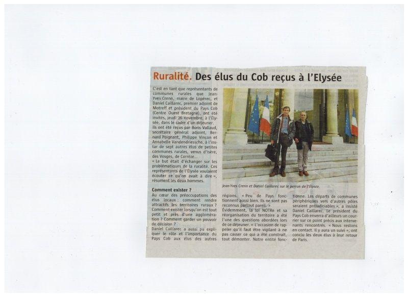 Jean-Yves CRENN Maire de LOPEREC à l'Elysée Jy_dyc10