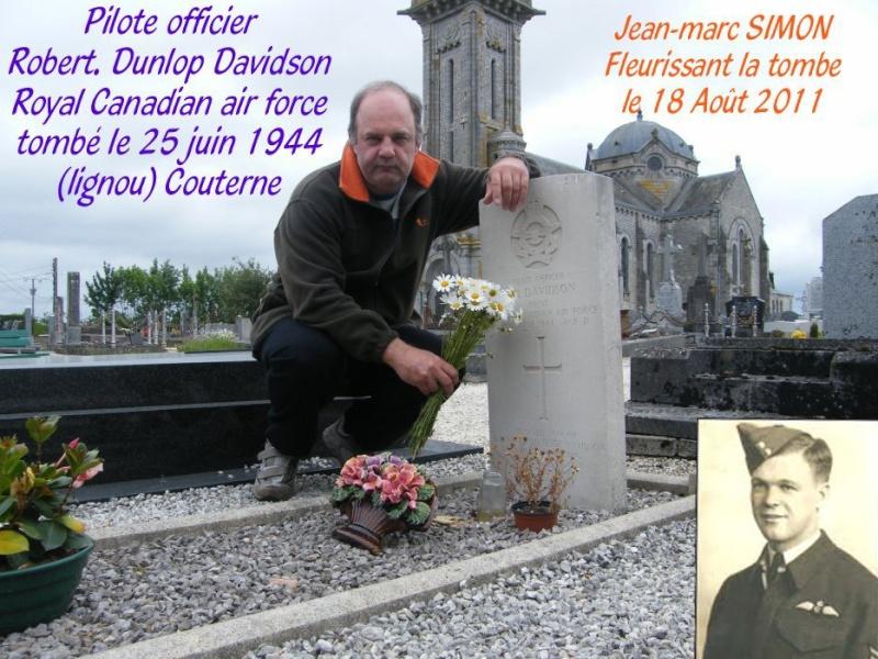 """crash du 28 juin 1944 à Madré """"Le Chauchis"""" Rob10"""