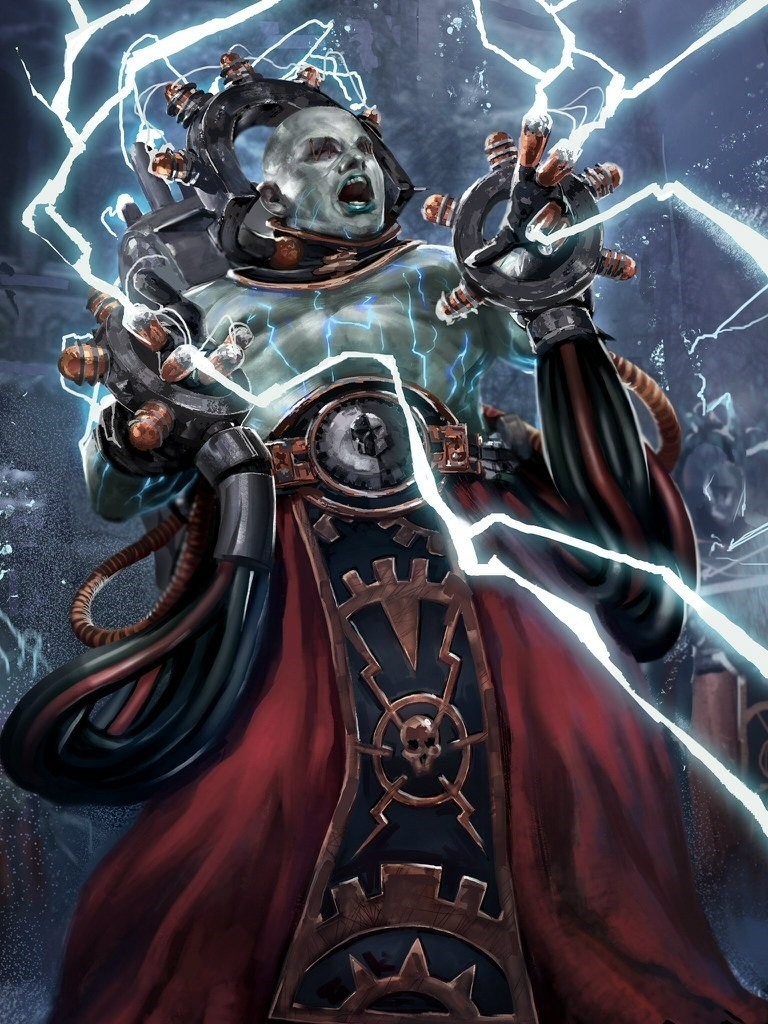 [W40K] Collection d'images : Adeptus Mechanicus - Page 3 3c732510
