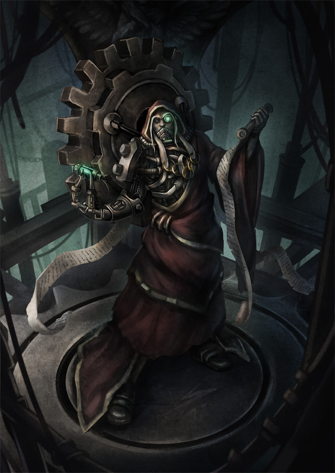 [W40K] Collection d'images : Adeptus Mechanicus - Page 3 560cf810