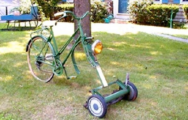 MY WIFE'S RIDE-ON LAWN MOWER IS NOW  FOR SALE Untitl10