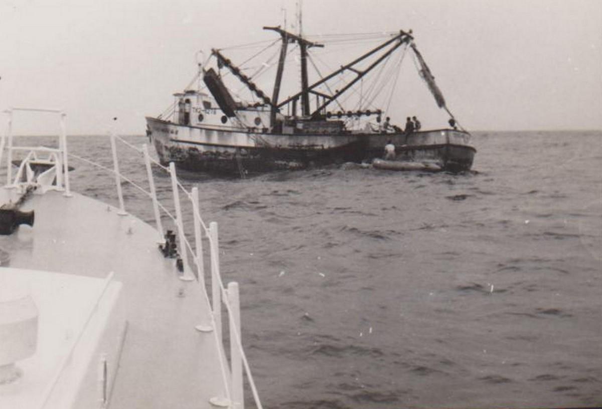 [ Divers Gendarmerie Maritime ] Arraisonnement à la 12,7 mm 127