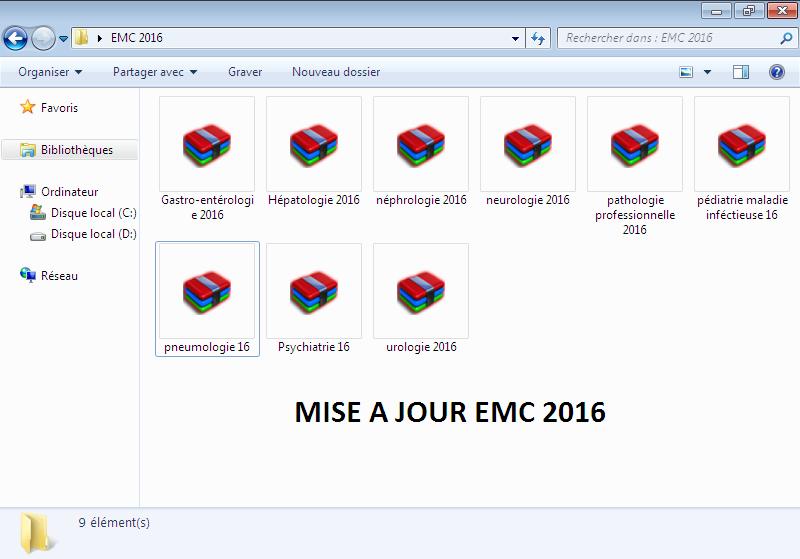 Mise à jour EMC 2016 Emc11