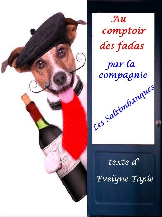 """ Au comptoir des fadas """
