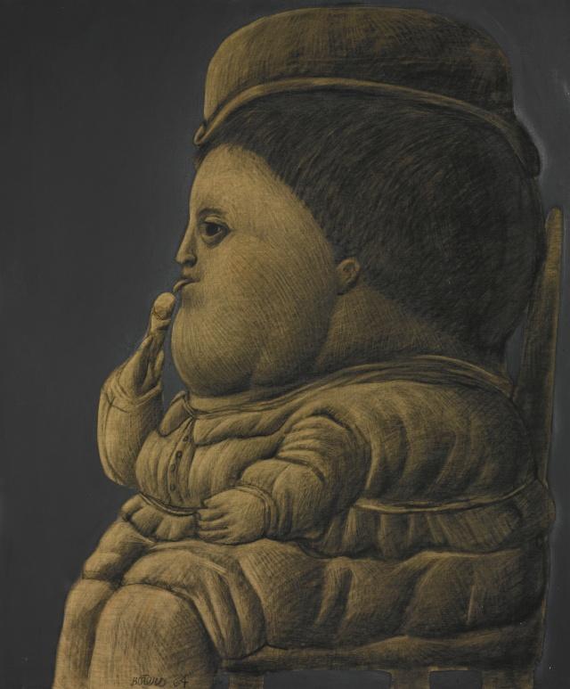 Vente chez Sotheby d'art moderne d'Amérique Latine le 19 et 20 novembre 2015 donc Botero Fernan11