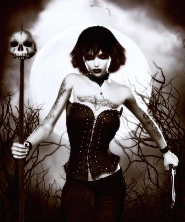 Mes bonheurs du Web 4 Gothic10