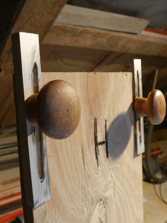Invention d'un outil de mesure pour la pose de lambris entre les pannes de la charpente Vauvyr19