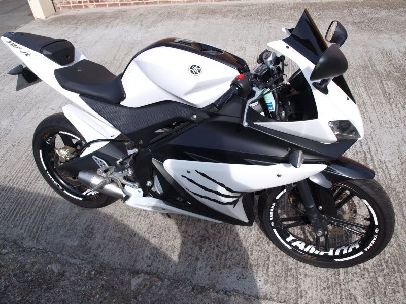 yzf 125 r couleur perso P9010310
