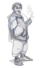 Berilac Sandybanks, coureur Halfling Hobbit12