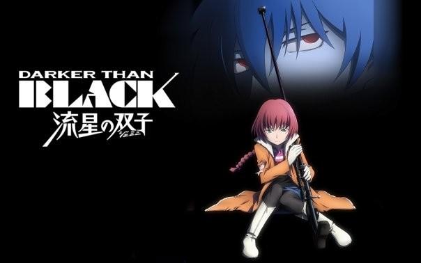 Darker Than Black : Ryuusei No Gemini Darker11