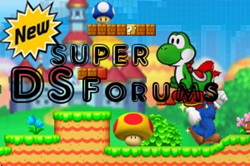 New Super DS Forums
