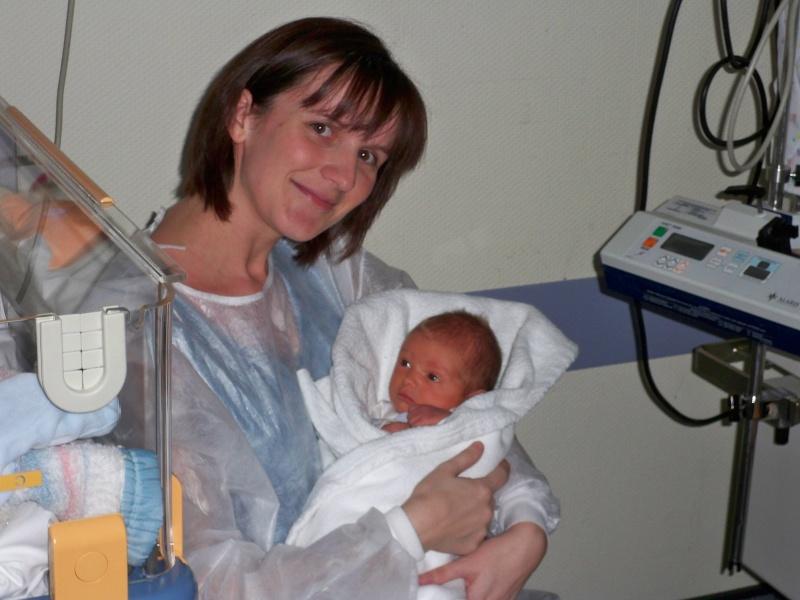 Mon accouchement.... et quelques photos de raphaël 100_1410