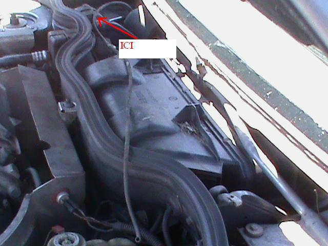 Sortie de ventilation qu'en haut 00410110