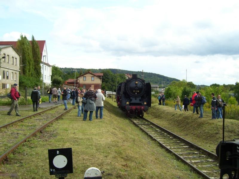 Zwei Pazifics der deutschen Bahnen: BR 01 und 03 0111810