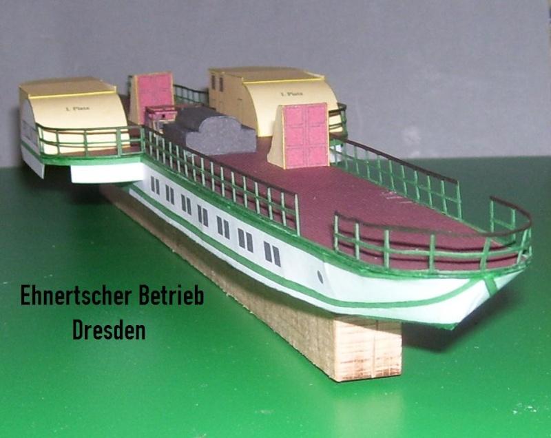 """Dampfer """"Pillnitz"""" von 1884 - detailliertes Modell - M 1:120 - Seite 2 02410"""