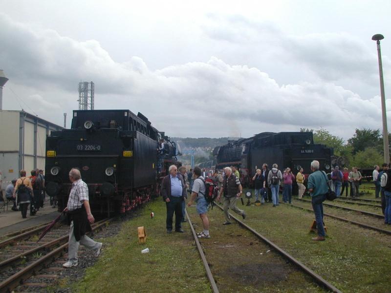 Zwei Pazifics der deutschen Bahnen: BR 01 und 03 03-21_11