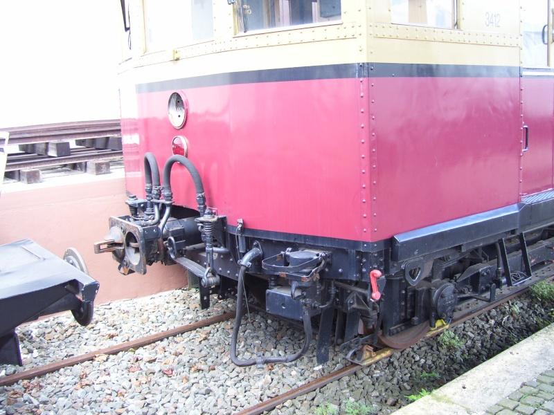 Fahrzeuge auf dem Außengelände im DB-Museum 100_2917