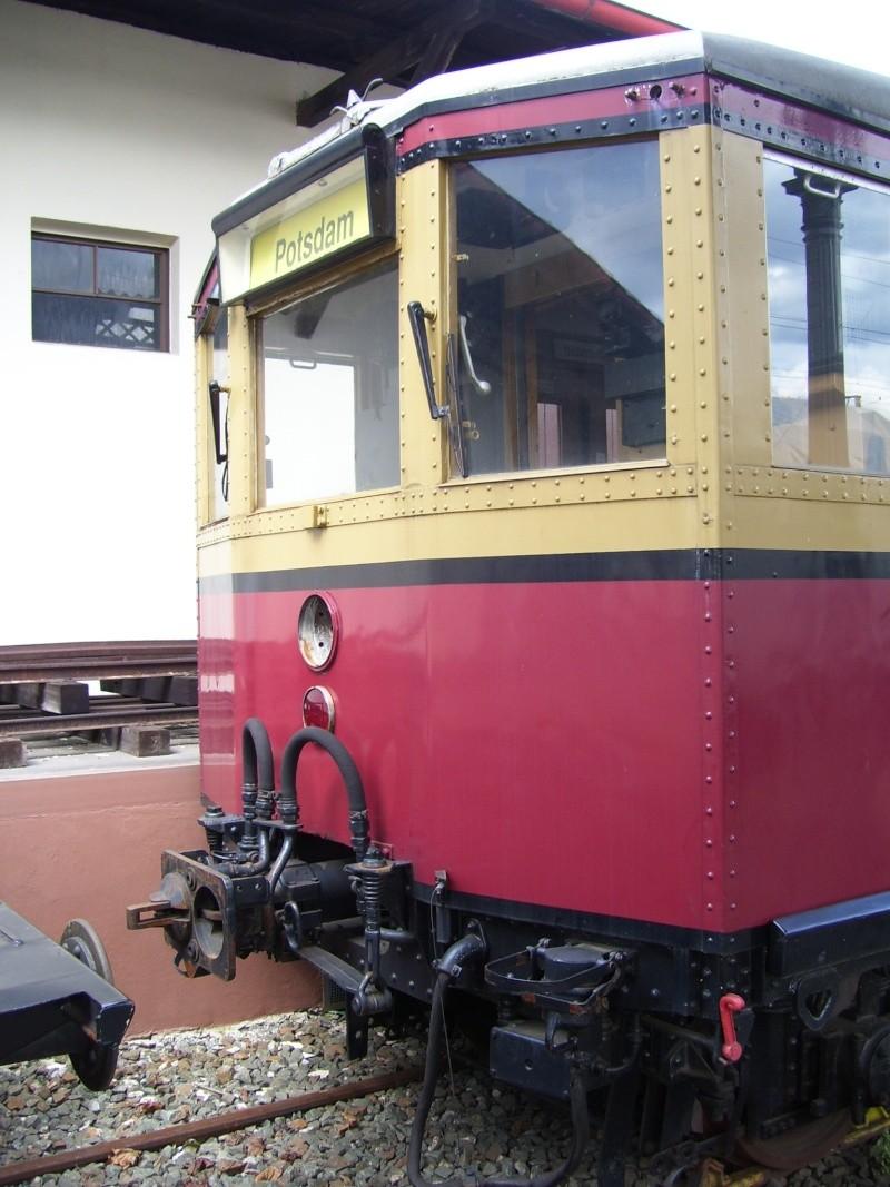 Fahrzeuge auf dem Außengelände im DB-Museum 100_2918