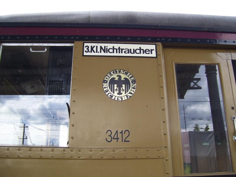 Fahrzeuge auf dem Außengelände im DB-Museum 100_2920