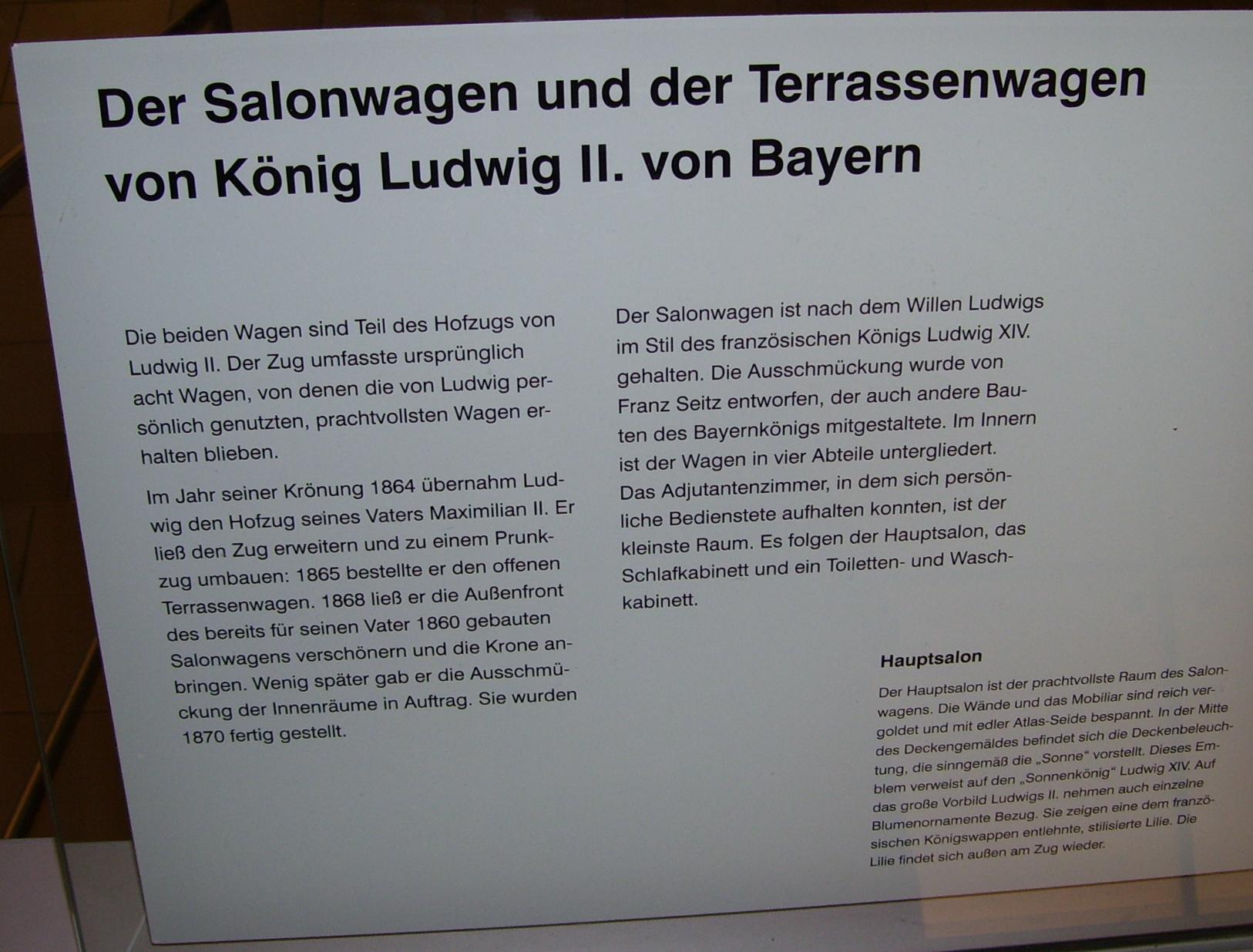 BAHN VERKEHRSMUSEUM POST in Nürnberg - Seite 3 100_3022