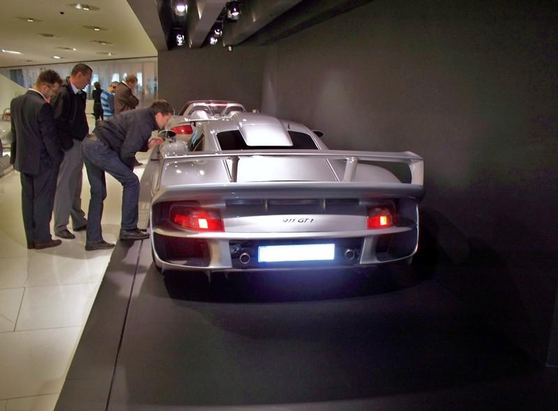 Porsche Museum in Zuffenhausen 100_3611