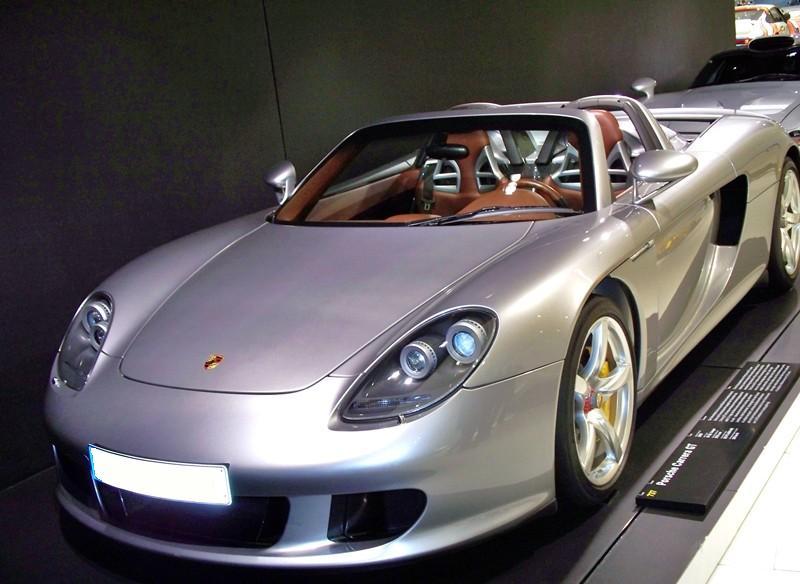 Porsche Museum in Zuffenhausen 100_3613