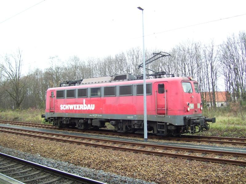 Die E-Lok Baureihe 140 / E40 der DB - der Alleskönner 100_5810