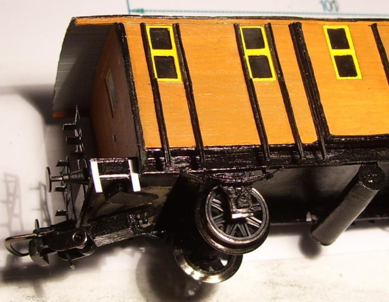 Behelfs-Personenwagen der K. Sächs. Sts. E.B. in HO  die zweite - Seite 5 149-1112