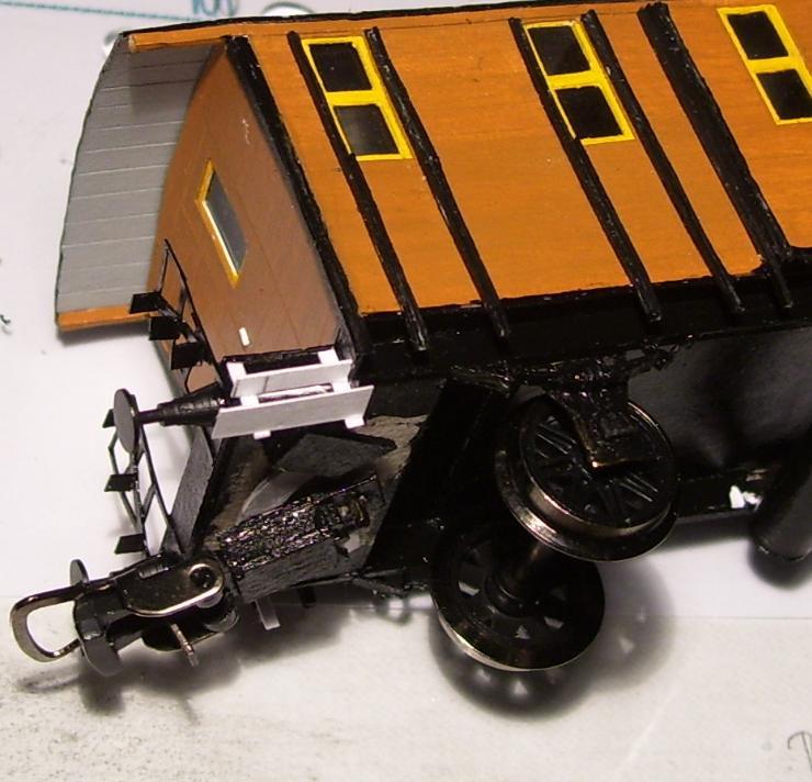 Behelfs-Personenwagen der K. Sächs. Sts. E.B. in HO  die zweite - Seite 5 149-1114