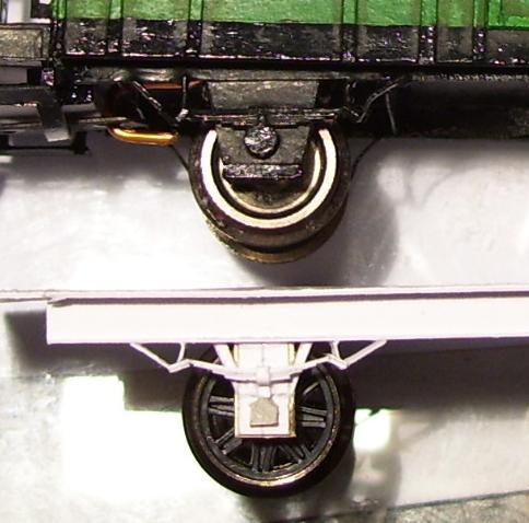 Behelfs-Personenwagen der K. Sächs. Sts. E.B. in HO  die zweite - Seite 4 149-7110