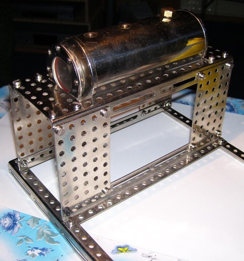Eine kleine Dampfbastelei 167-0410