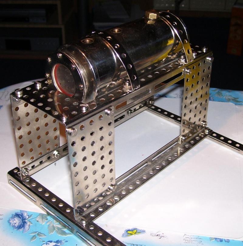 Eine kleine Dampfbastelei 167-0510
