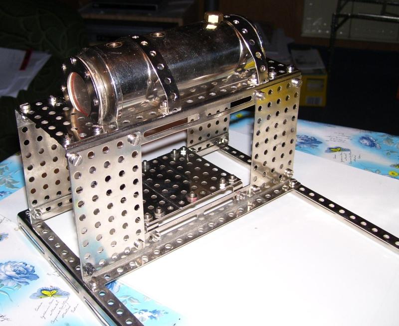 Eine kleine Dampfbastelei 167-0610