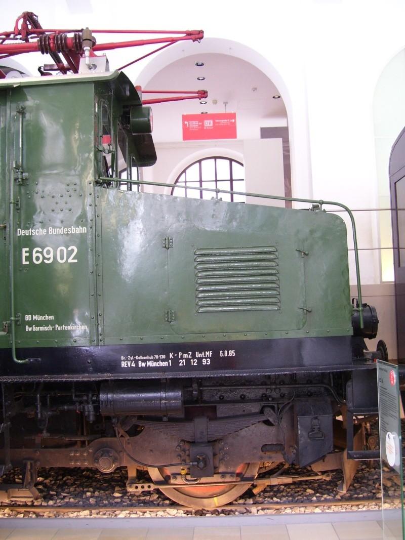 E69 02 im DB-Museum Nürnberg 169-0610