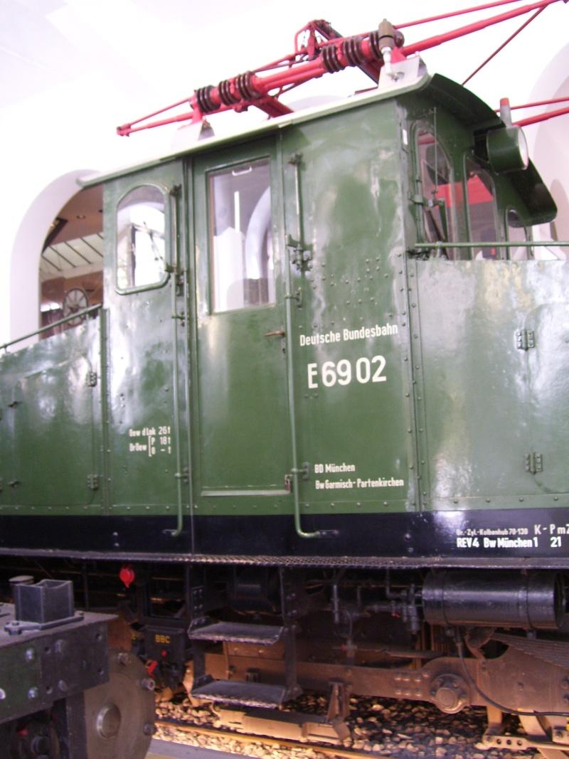 E69 02 im DB-Museum Nürnberg 169-0710