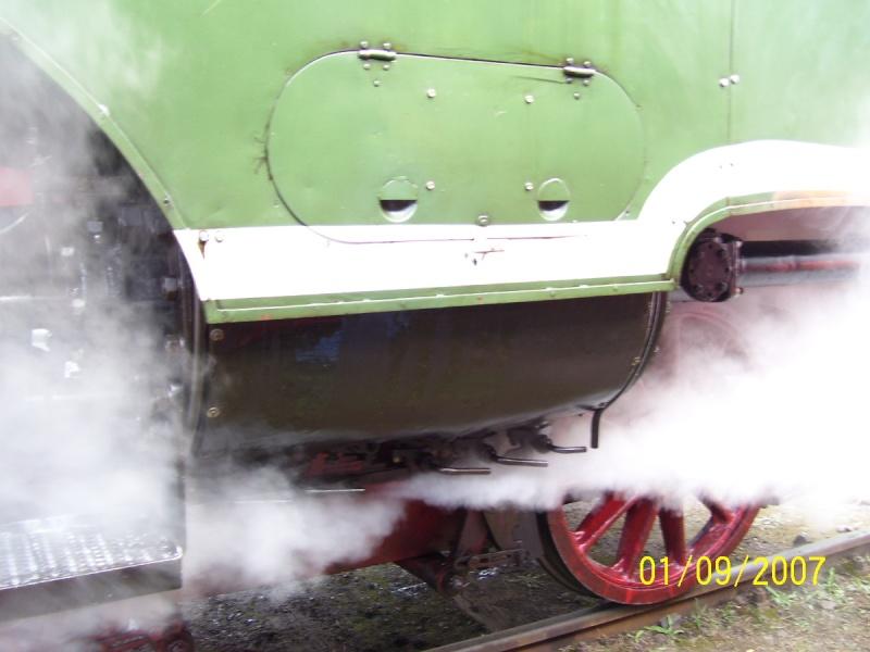 18 201 - Die schnellste betriebsfähige Dampflok der Welt 18-410