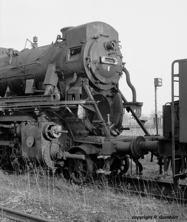 Die BR 50.40 der DB - die Franco-Crosti-Loks 31383910