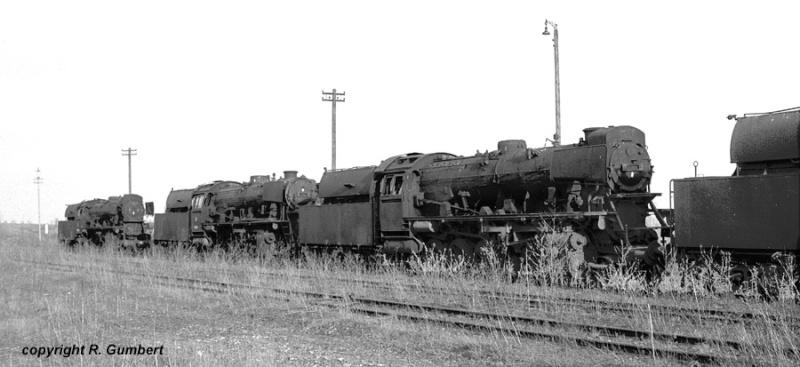 Die BR 50.40 der DB - die Franco-Crosti-Loks 32326310