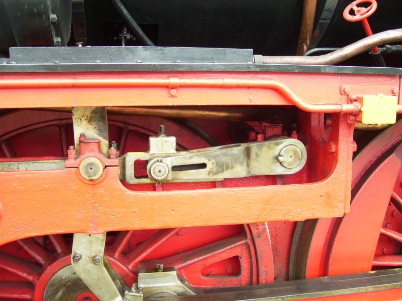 Fahrzeuge auf dem Außengelände im DB-Museum 38-1310