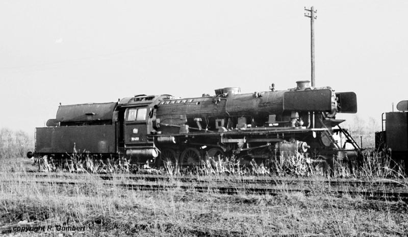 Die BR 50.40 der DB - die Franco-Crosti-Loks 38373310