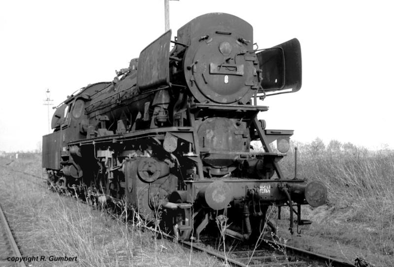Die BR 50.40 der DB - die Franco-Crosti-Loks 39356210