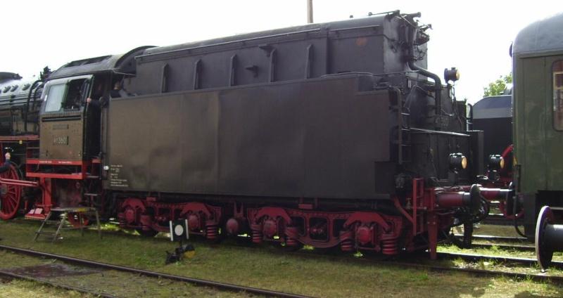 Die Dampflokbaureihe 44Öl - spätere DB 043 44-1010
