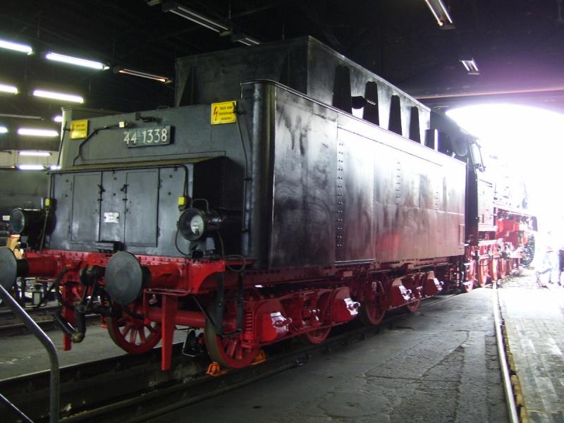 Die Dampflokbaureihe 44Öl - spätere DB 043 44-210