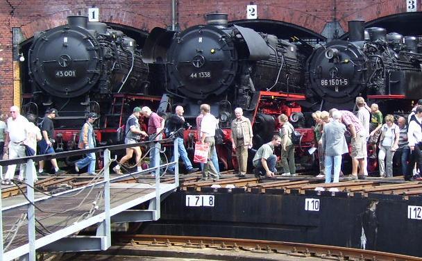 Die Dampflokbaureihe 44Öl - spätere DB 043 44-310