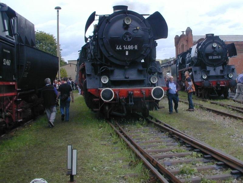Die Dampflokbaureihe 44Öl - spätere DB 043 44-510