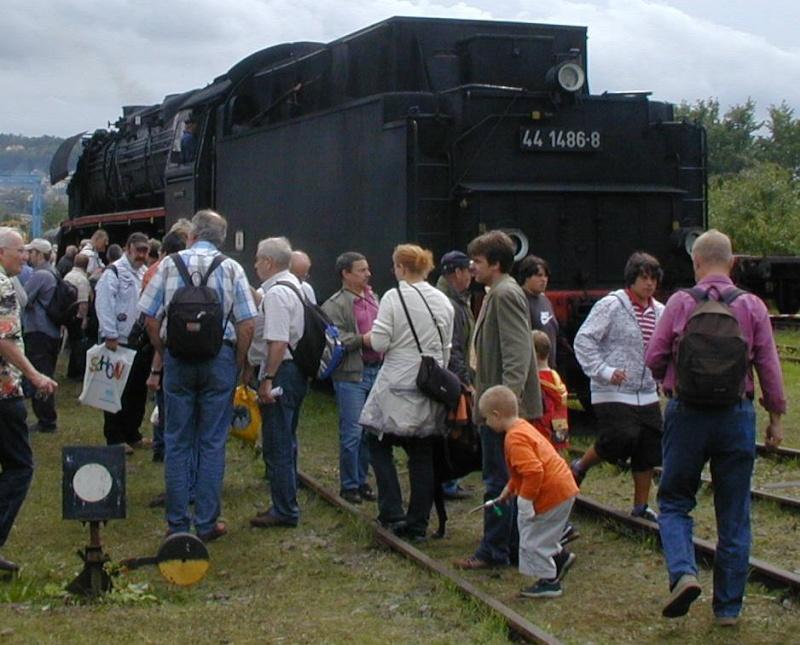 Die Dampflokbaureihe 44Öl - spätere DB 043 44-610