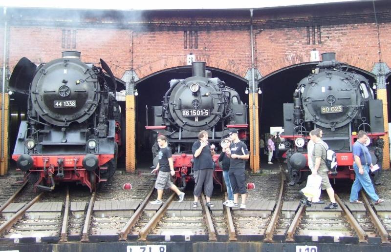 Die Dampflokbaureihe 44Öl - spätere DB 043 44-810