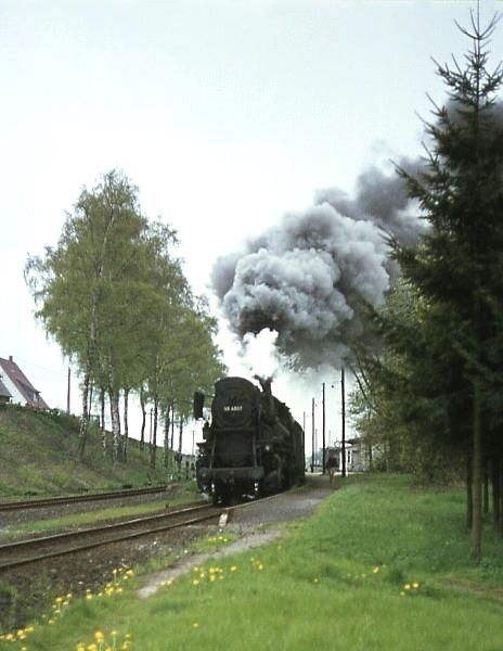 Die BR 50.40 der DB - die Franco-Crosti-Loks 50400711
