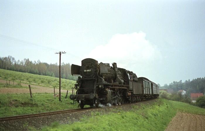 Die BR 50.40 der DB - die Franco-Crosti-Loks 50400712