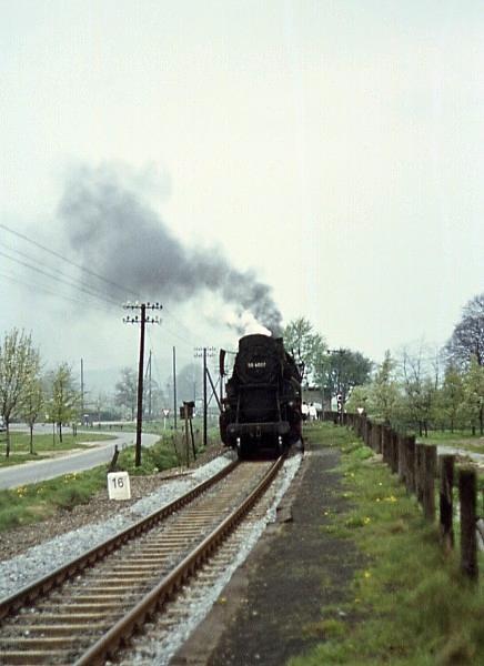 Die BR 50.40 der DB - die Franco-Crosti-Loks 50400713